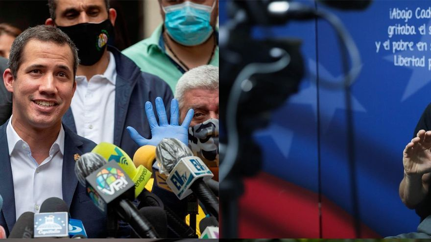 Capriles confronta a Guaidó por acusarlo de diálogo individual con Maduro