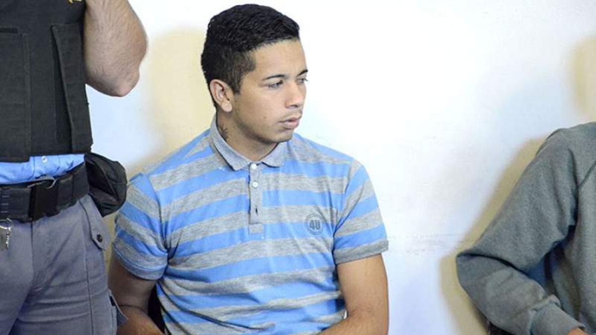 Barrios, condenado a 35 años de prisión por un femicidio cometido en 2017.