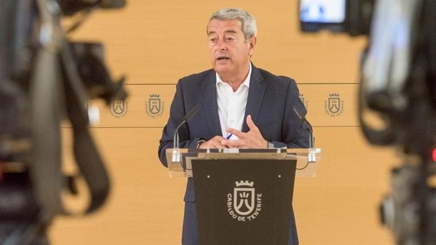 El socialista y vicepresidente del Cabildo de Tenerife, Aurelio Abreu