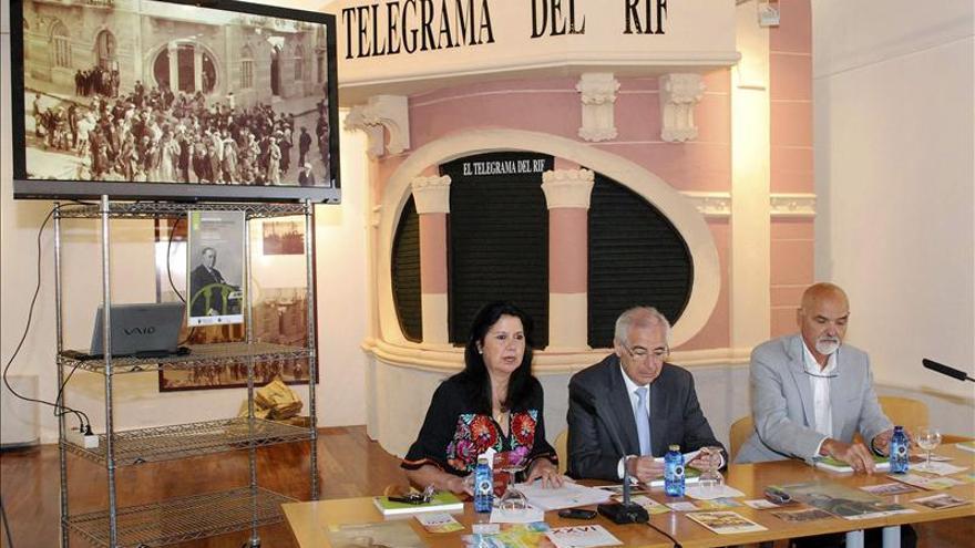 Melilla recuerda a Cándido Lobera, mayor precursor contemporáneo de la ciudad