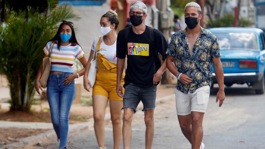 Cuba supera los 140.000 contagios por la covid-19