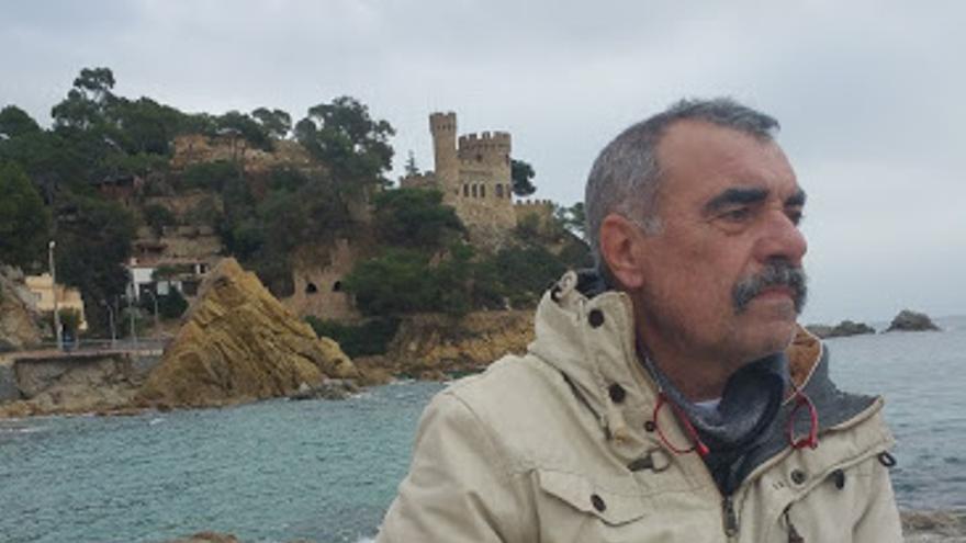 El investigador Manuel Lorenzo.