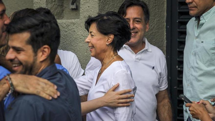 """Leopoldo López está bien de salud y """"feliz"""" de estar en casa, según familiar"""