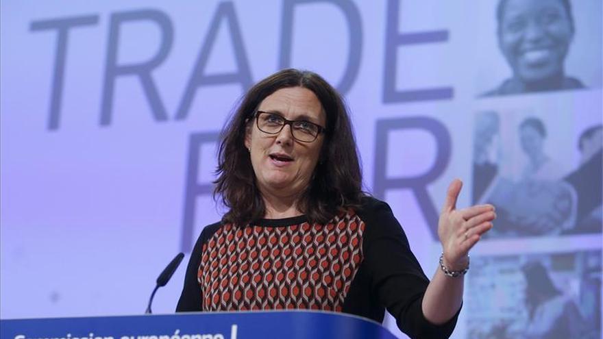 El comercio internacional de la eurozona tuvo superávit de 20.500 millones en septiembre