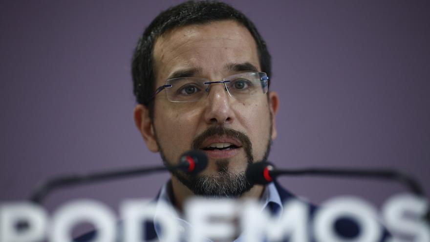 """Los críticos de Podemos avisan, tras el cese de Pascual, de que el problema """"no es de nombres sino de proyectos"""""""