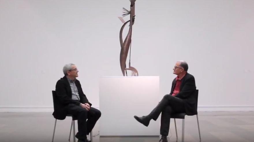 Adolf Beltran entrevista a Miguel Ángel García Cortés