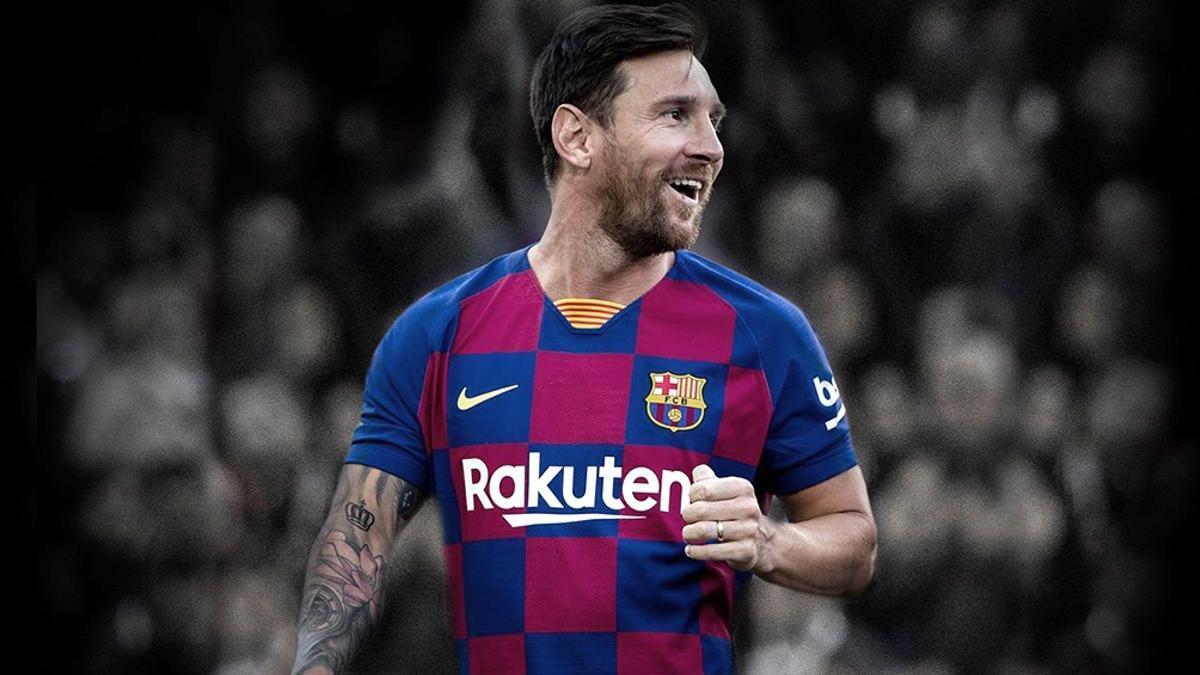 Messi y Barcelona, a punto de reescribir una nueva etapa.