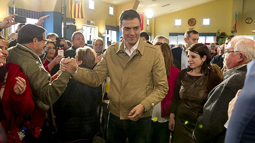 """Sánchez cree que ya ha llegado la hora de abrir puertas y ventanas para que entre """"aire fresco"""" en el Gobierno de CyL"""