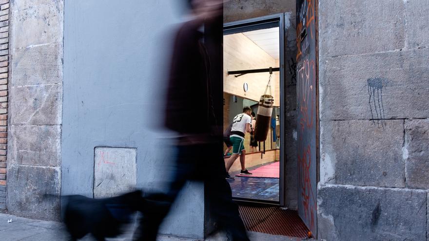 El gimnasio social Sant Pau es una herramienta clave en la acción y la cohesión social de Ciutat Vella y de Barcelona.