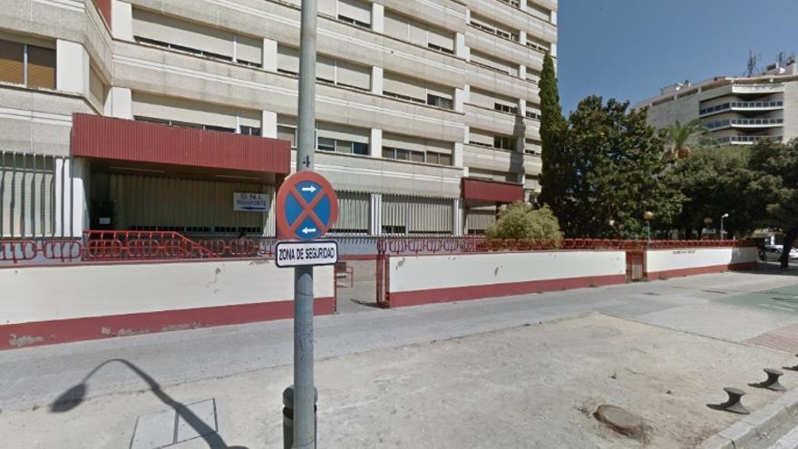 Comisaría de Blas Infante, Sevilla