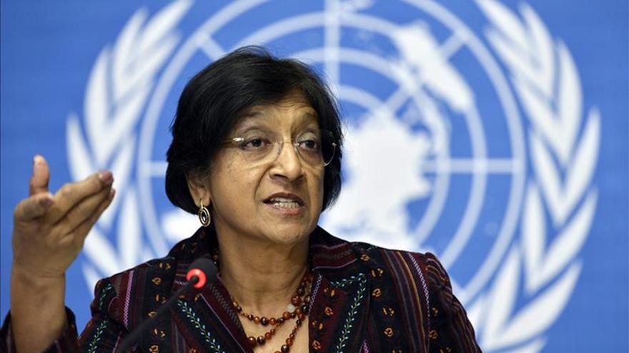 Pillay aplaude permiso temporal de la activista Sotoudeh, encarcelada en Irán