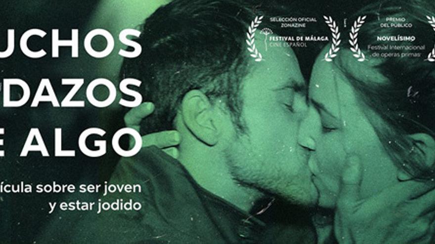 Cartel de la película que anunciaban en la embajada española en Malasia