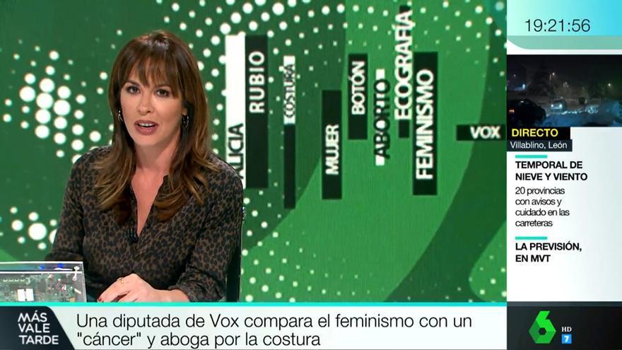 La aplaudida respuesta de Mendizábal a Vox