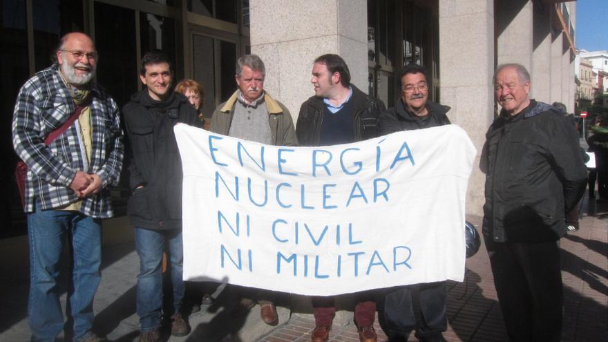 La Asamblea Antinuclear llama a concentrarse contra El Cabril este sábado ante la Subdelegación