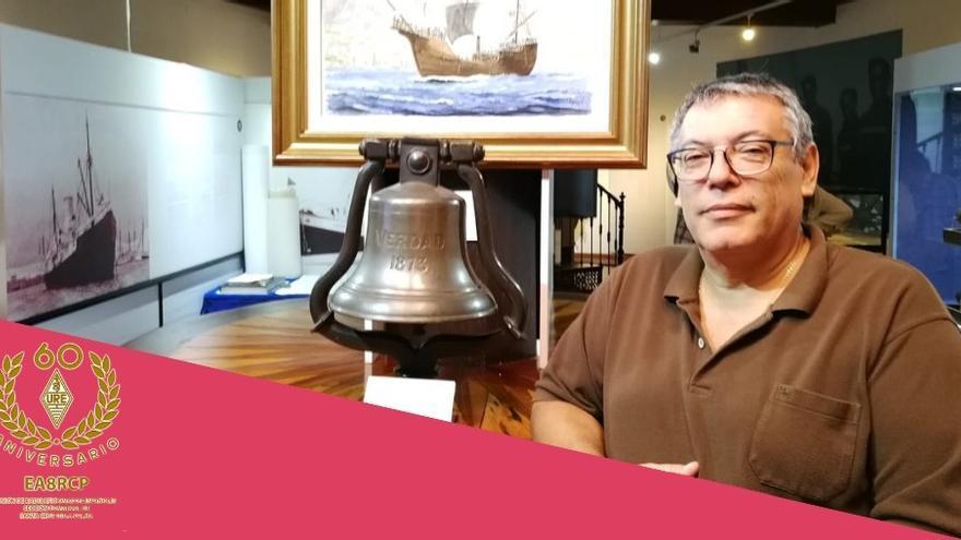 Tomás vento ofrecerá una conferencia en el Museo Naval.