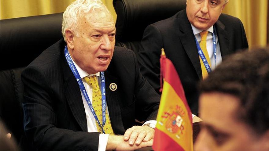 El canciller español trata con Bruno Rodríguez sobre la deuda pendiente de Cuba