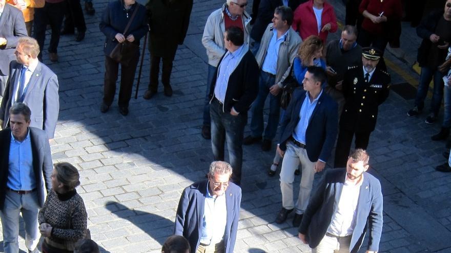 """Herrera muestra su apoyo a Rajoy para que defienda con la """"fortaleza"""" de la democracia los intereses de los españoles"""