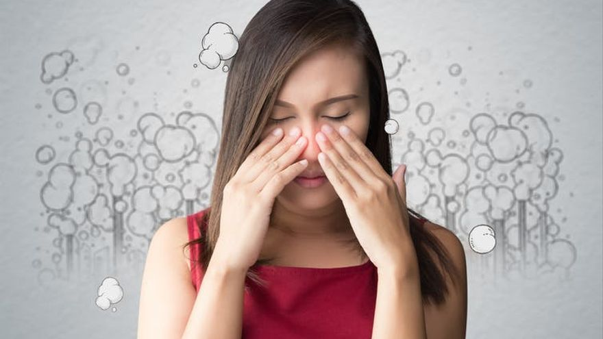 Entre el 20% y el 40% de la población sufre algún tipo de alergia