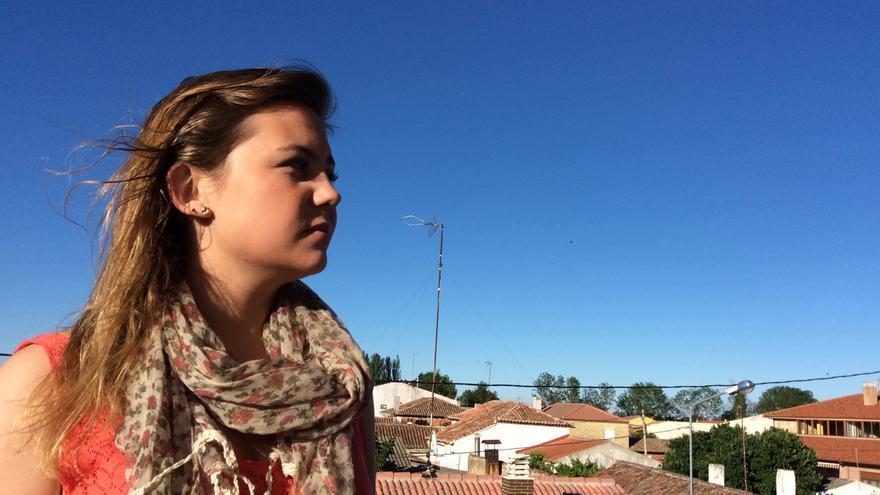 Silvia cree que las oportunidades en el medio rural son aún mas reducidas para las mujeres /FOTO: Jóvenes de la Zona del Camino de Santiago