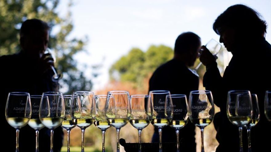 China desplaza a Estados Unidos como principal destino de los vinos chilenos