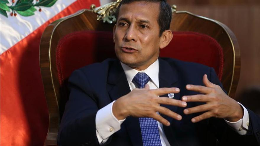 Humala anuncia estado emergencia en provincia vecina a Lima por delincuencia