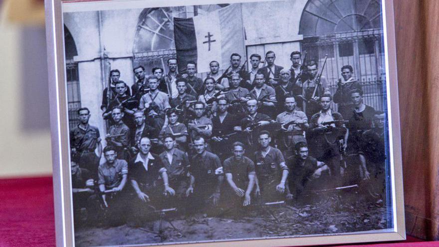 Paco Subías fue un héroe de la Resistencia en Francia