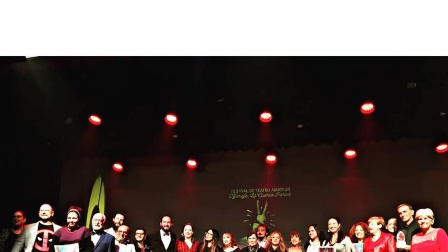 El Festival de Teatro Amateur Tijarafe, La Cuarta Pared \