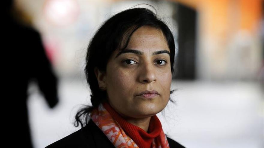 La exdiputada y activista afgana Malalai Joya participará en el Foro Enciende la Tierra