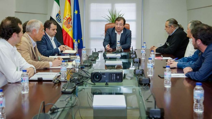 Vara comité empresa Almaraz