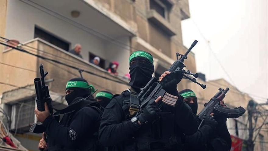 La policía de la ANP dice que no habrá seguridad en Gaza si siguen las milicias