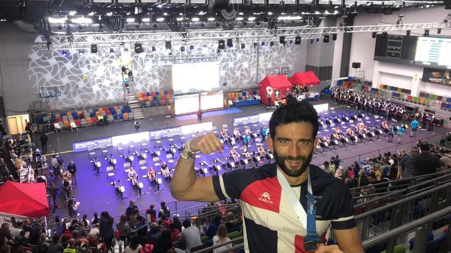 Remo: Patricio Rojas, Campeón de Europa en tierras checas