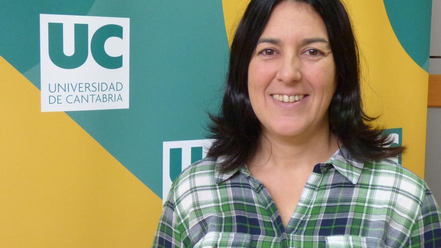 Virginia Carracedo, docente e investigadora de la Universidad de Cantabria.