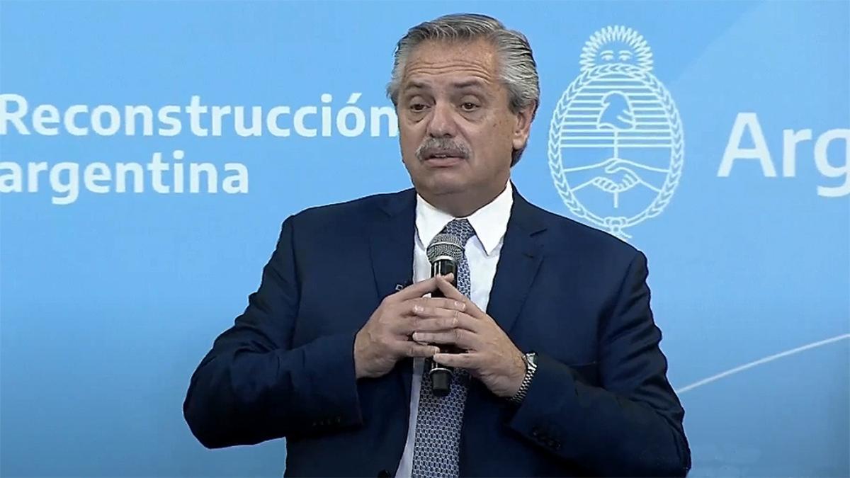 Alberto Fernández contra las prepagas