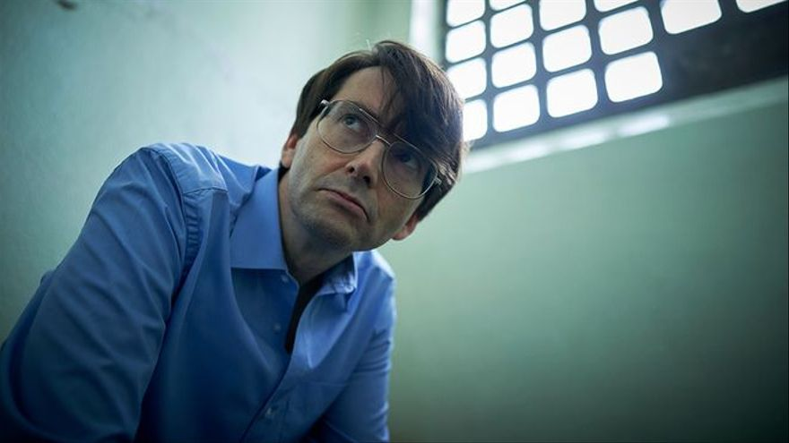 'Des', un true crime ejemplar que eleva su nivel gracias a David Tennant