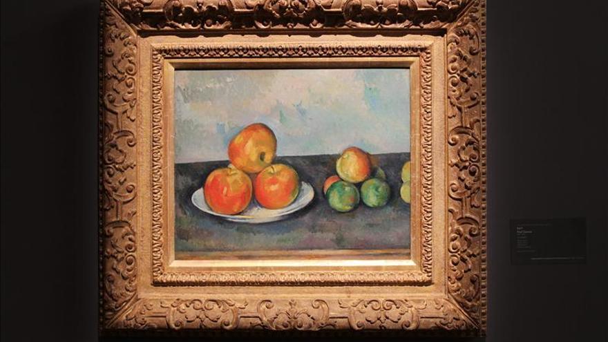 Subastada una obra de Paul Cézanne por 41,6 millones de dólares en Nueva York
