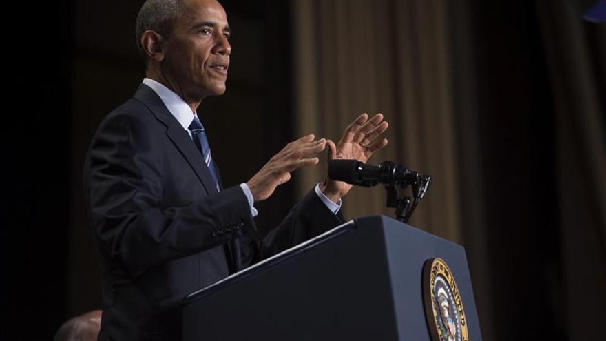 Obama recauda fondos para sus correligionarios demócratas en Silicon Valley