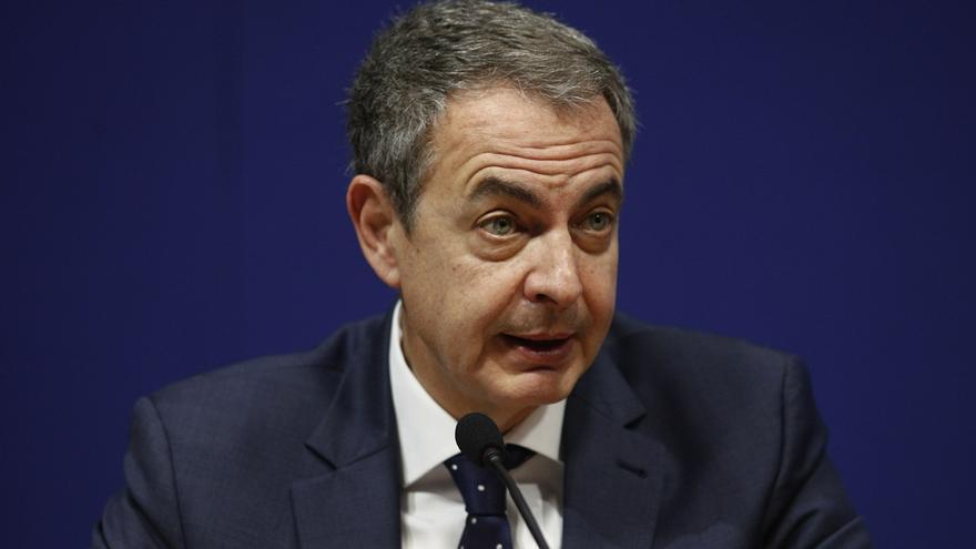 """Zapatero considera """"atractivo"""" que los grandes partidos tengan un cara a cara y recuerda que él tuvo dos con Rajoy"""