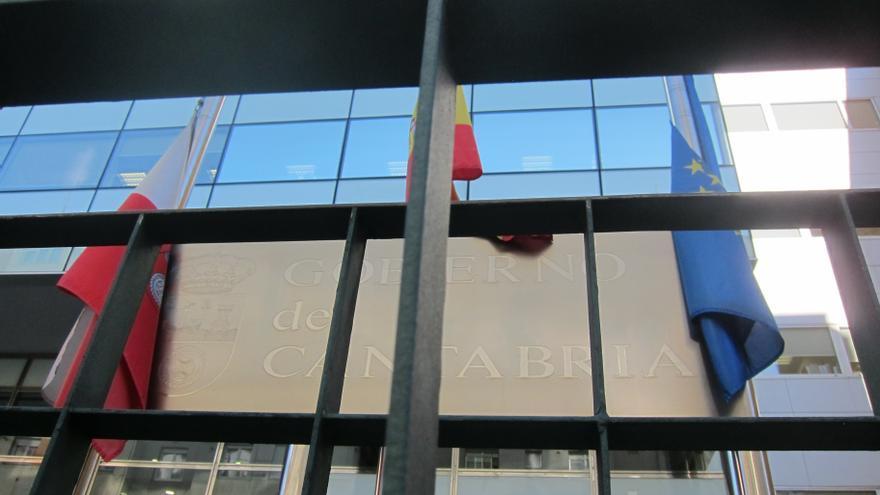 Archivo - Sede del Gobierno de Cantabria