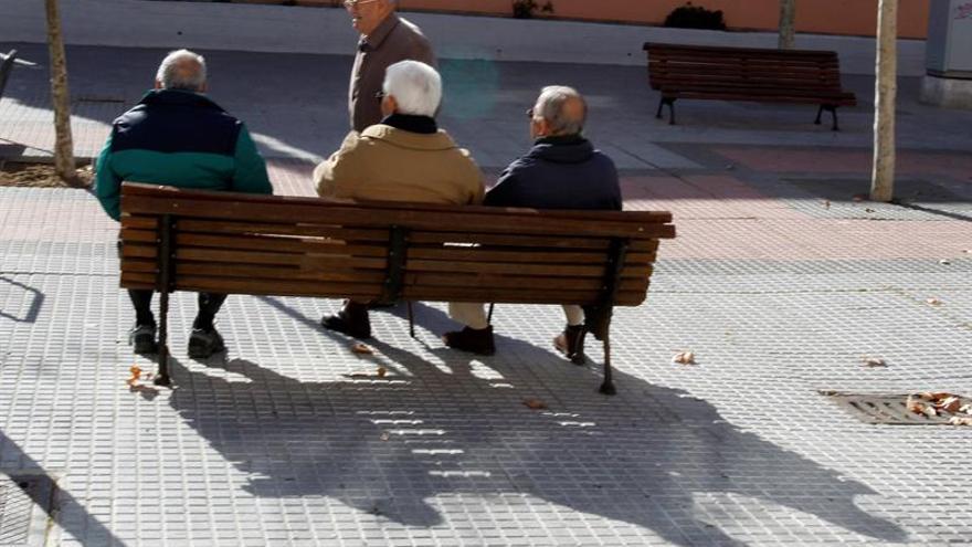 Las pensiones pierden un 1,25 % de poder adquisitivo en 2016