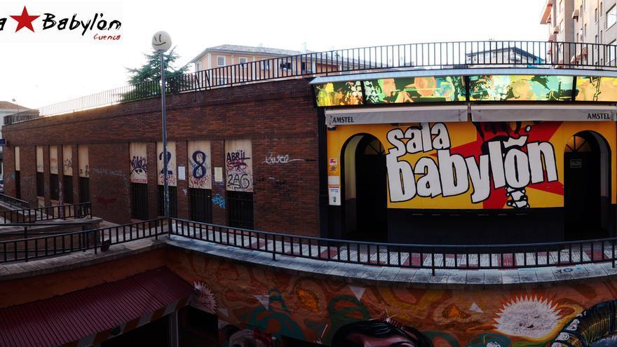Sala Babylon Cuenca
