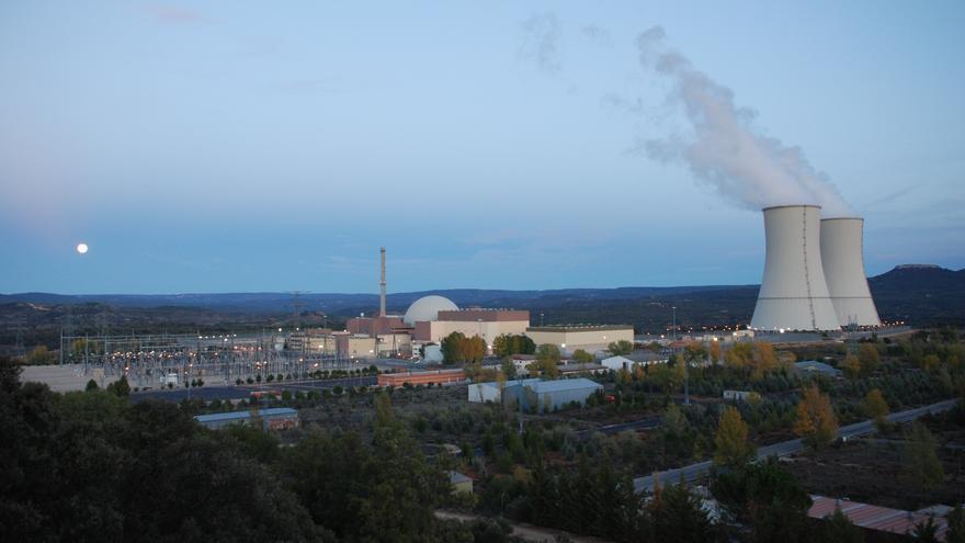 El período de explotación de la central nuclear de Trillo acaba en 2024 FOTO: FORO NUCLEAR