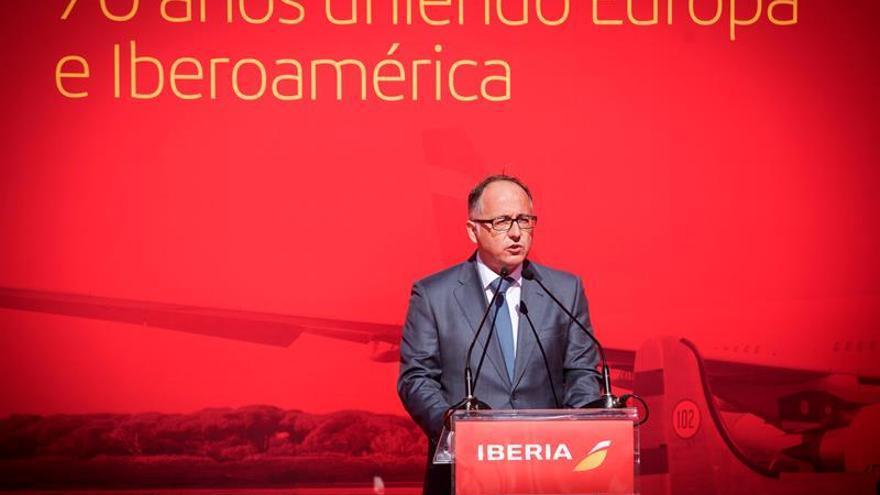 Luis Gallego (Iberia), premio empresario del año de la Cámara Comercio Brasil