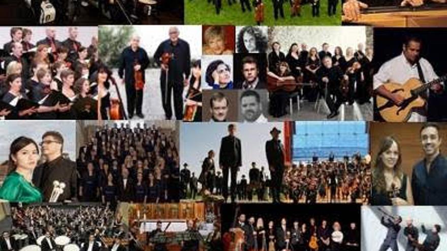 Festival de Música de Canarias.