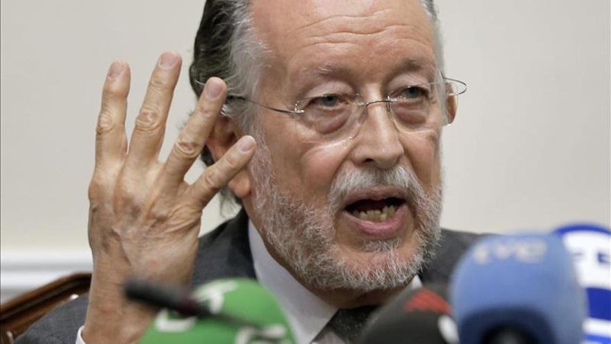 Grau pide al juez Castro que defina los hechos que se le imputan en el caso Nóos