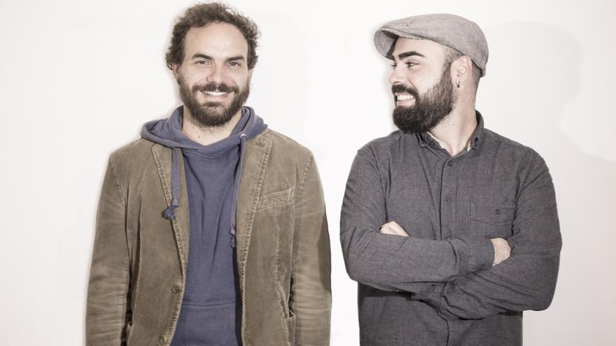 El dúo de guitarras 'Touché!' actuará en el Auditorio Alfredo Kraus