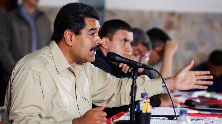 Maduro sale de gira mientras Venezuela sigue en su conflicto postelectoral