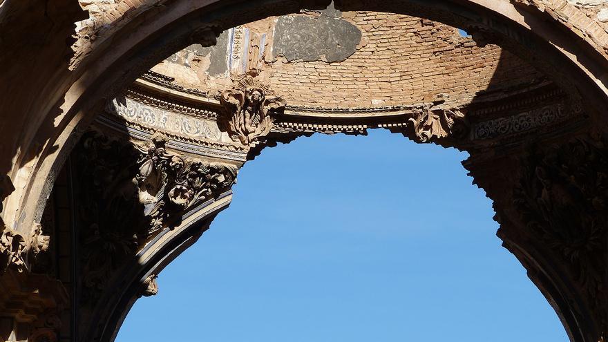 Arcos desnudos de San Martín. Miquel Angel Pintanel Bassets