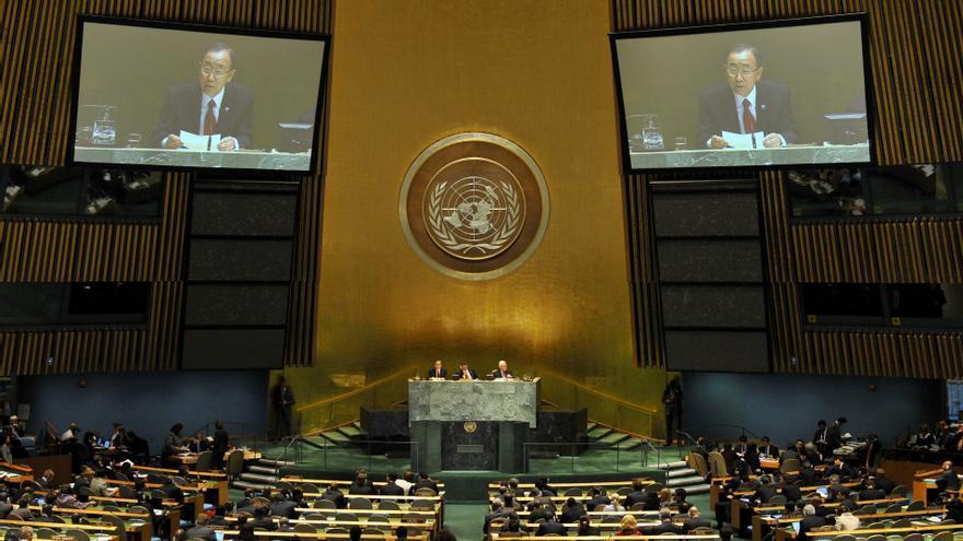 La ONU inicia una Asamblea General marcada en especial por el conflicto en Siria