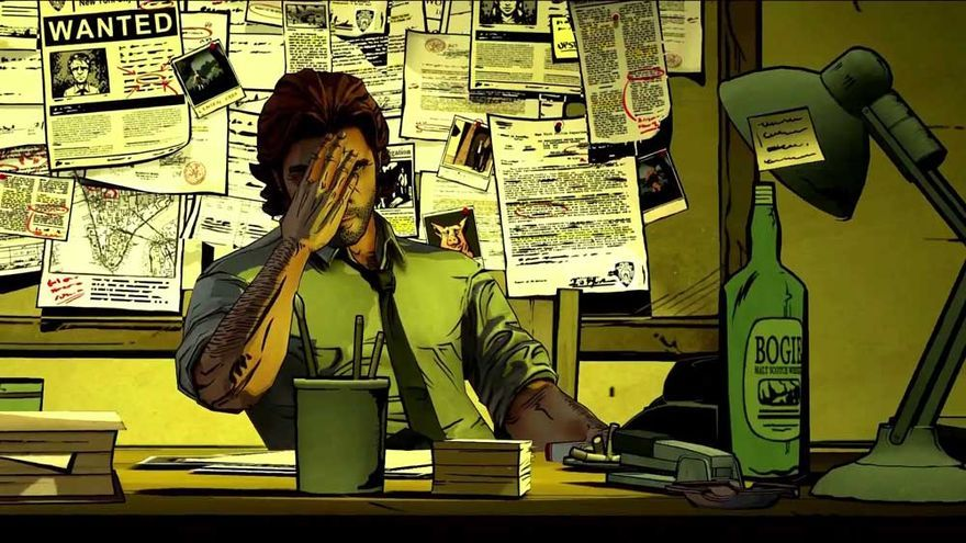 The Wolf Among Us In Sheep's Clothing 2014235 N1