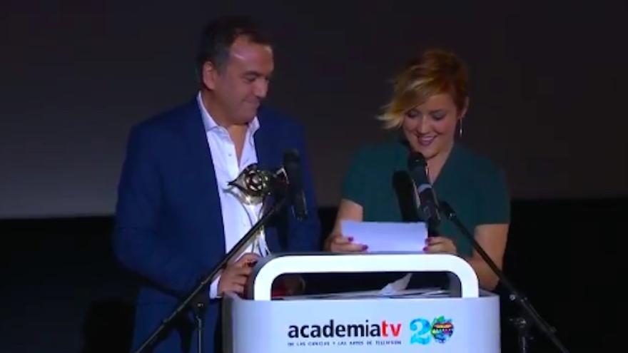 La Academia premia al Telediario de TVE, el mismo día que el Consejo detalla sus casos de manipulación